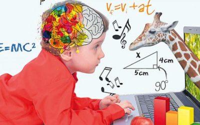 Esto es lo que ocurre en el cerebro de los niños cuando juegan junto con sus padres
